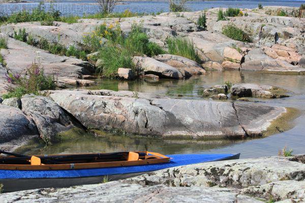Faltboot Vänersee