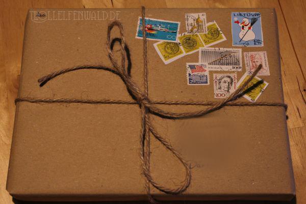 Geschenkverpackung 2015