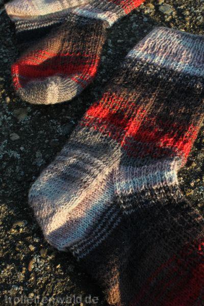 Socks of Ice and Firea