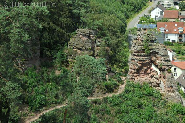 Dahner Felsenpfad 2016