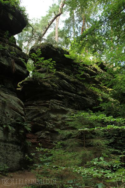 Dahner Felsenpfad