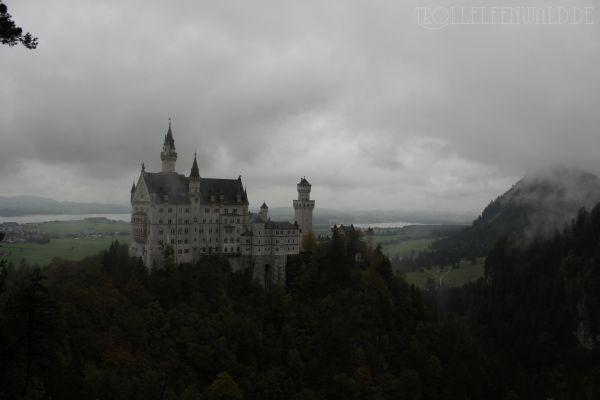 Schloss Neuschwanstein 2016